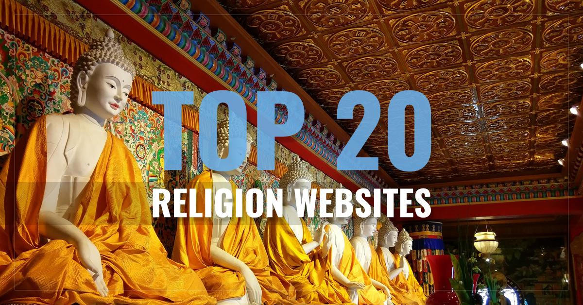 Top 20 Religion Websites