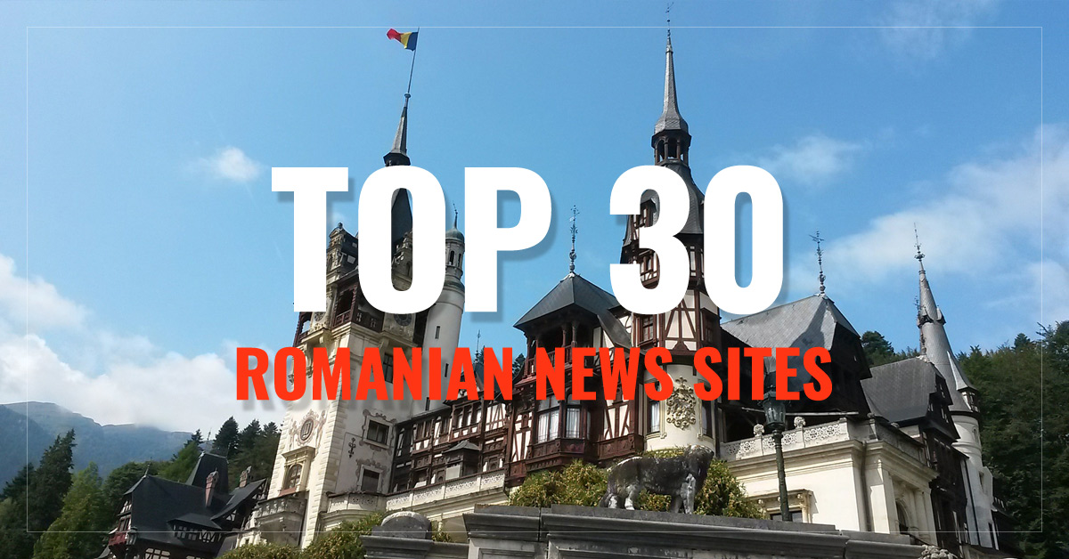 Top 30 Romanian Newspapers & News Media
