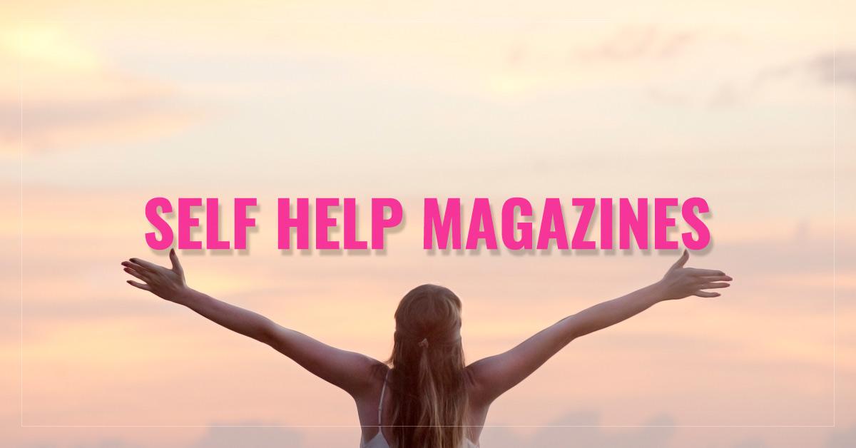 Self Help Magazines