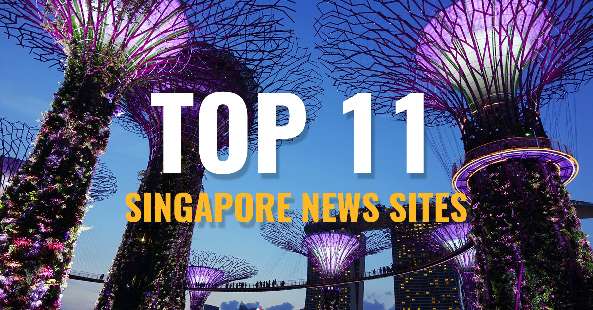 Top 11 Singapore Newspapers & News Media