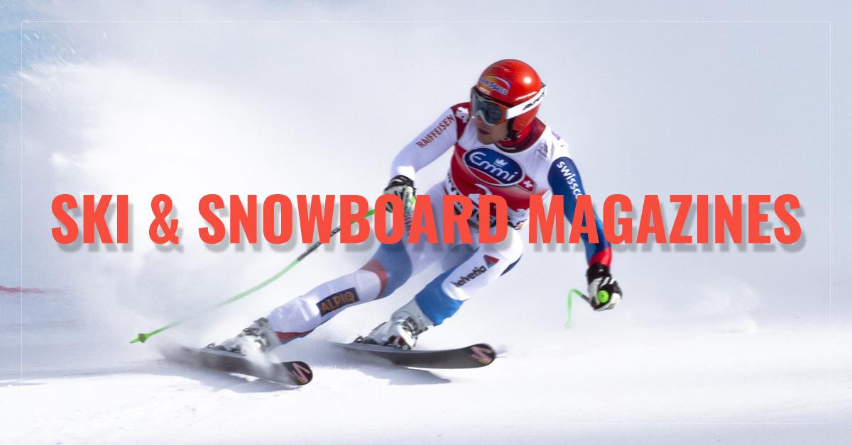 Best Ski & Snowboard Magazines  -  FREESKIER,  Backcountry,  Ski & Snow Magazine,  Ski and more  - AllYouCanRead.com