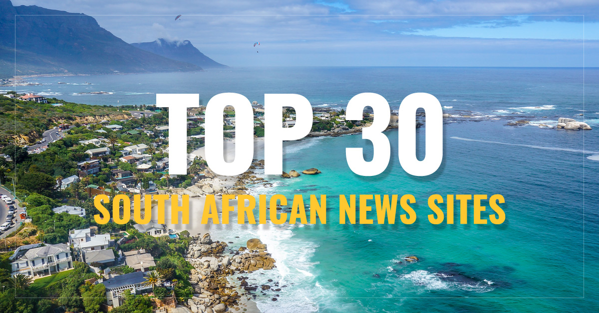 Top 26 South African Newspapers & News Media
