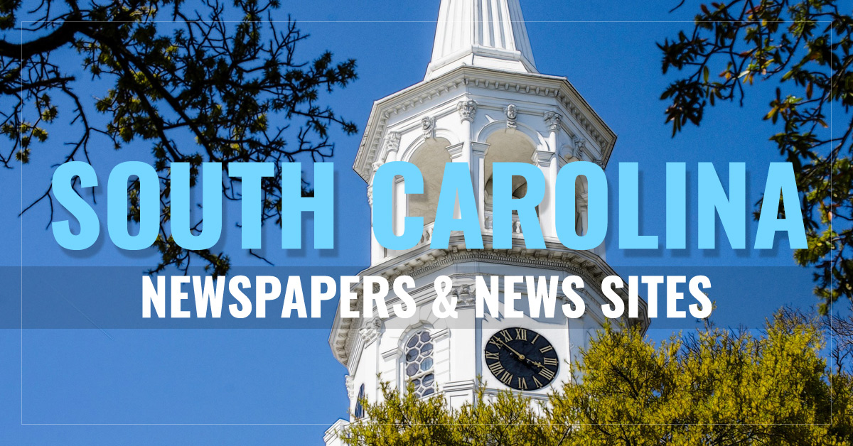 South Carolina Newspapers & News