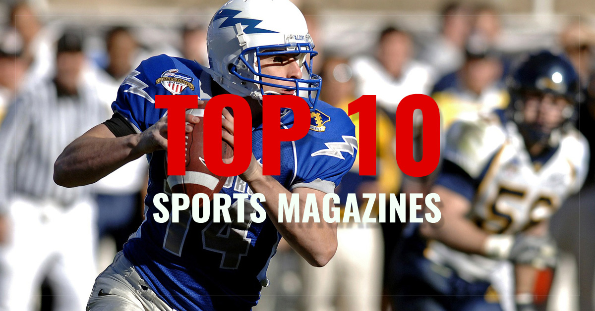 Top 10 Sports Magazines