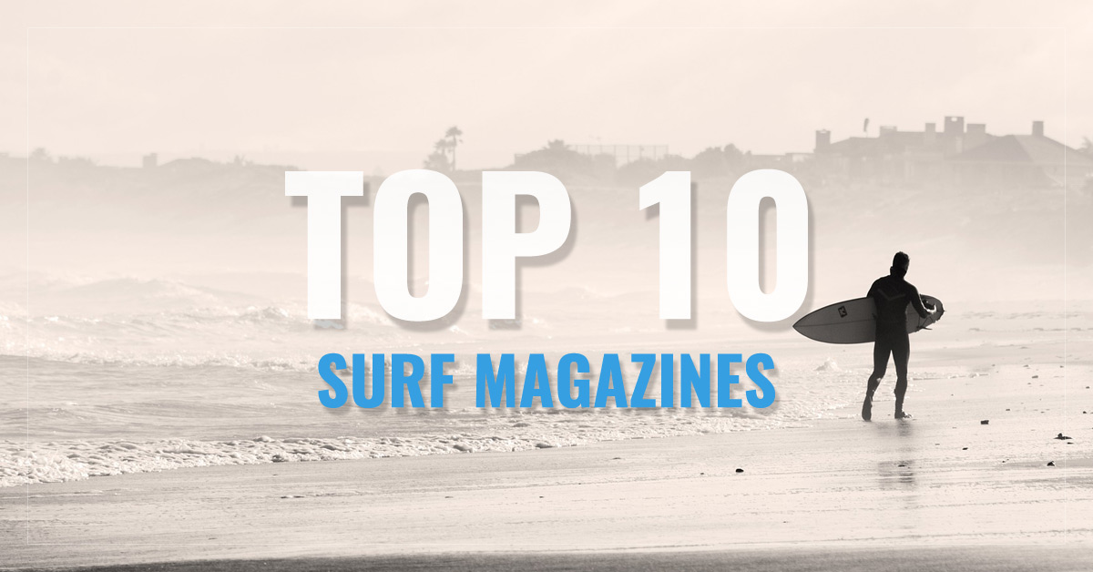 Best Surf Magazines  -  Surfer,  Scuba Diving,  Adventure Kayak,  Rapid and more  - AllYouCanRead.com