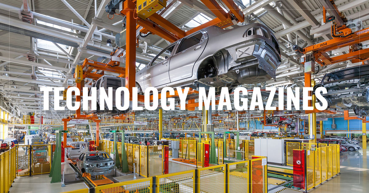 Technology Magazines