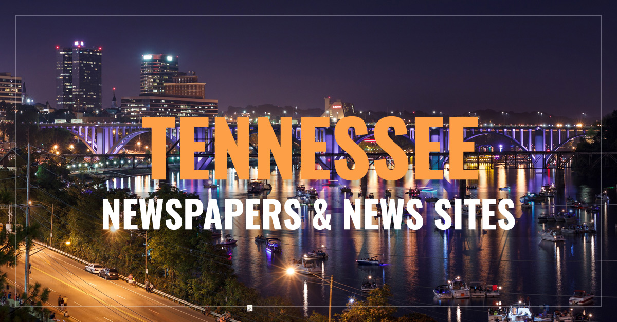 Tennessee Newspapers & News