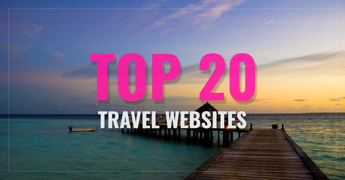 Top 20 Travel Websites