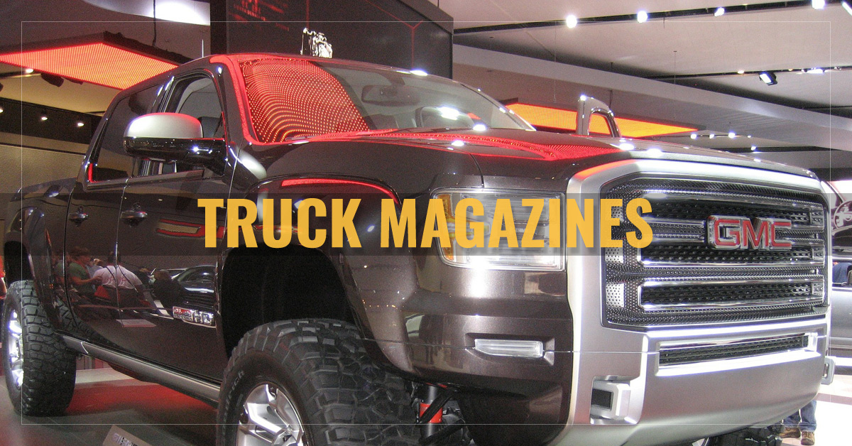 Truck Magazines