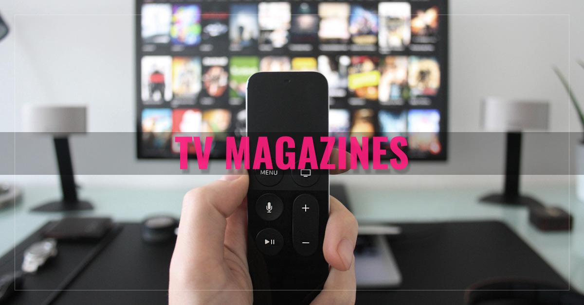 TV Magazines