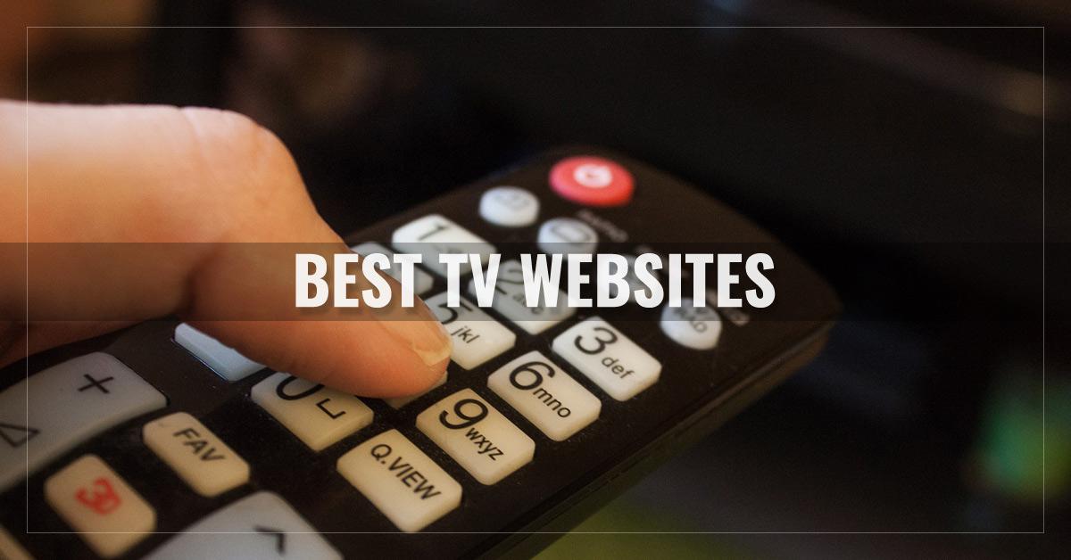 Top 10 TV Websites