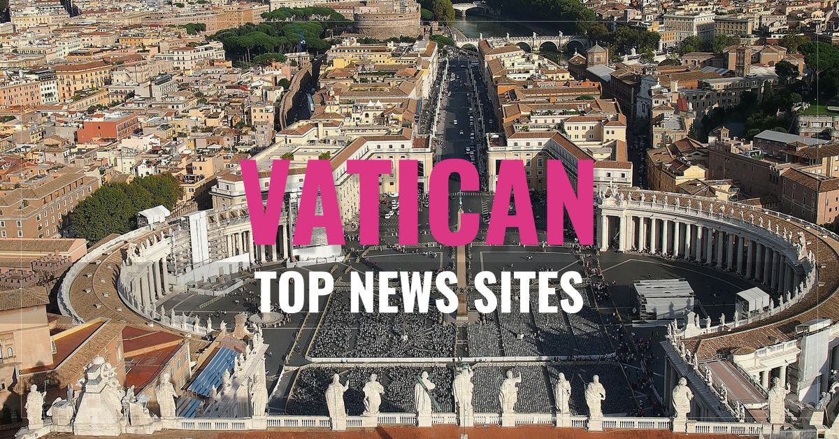Top 5 Vatican Newspapers & News Media