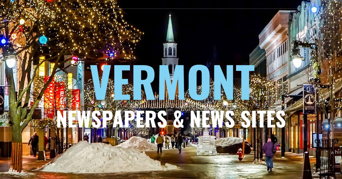 Vermont Newspapers