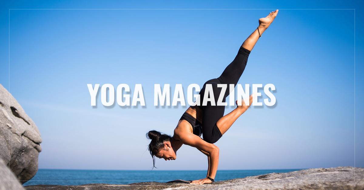 Yoga Magazines
