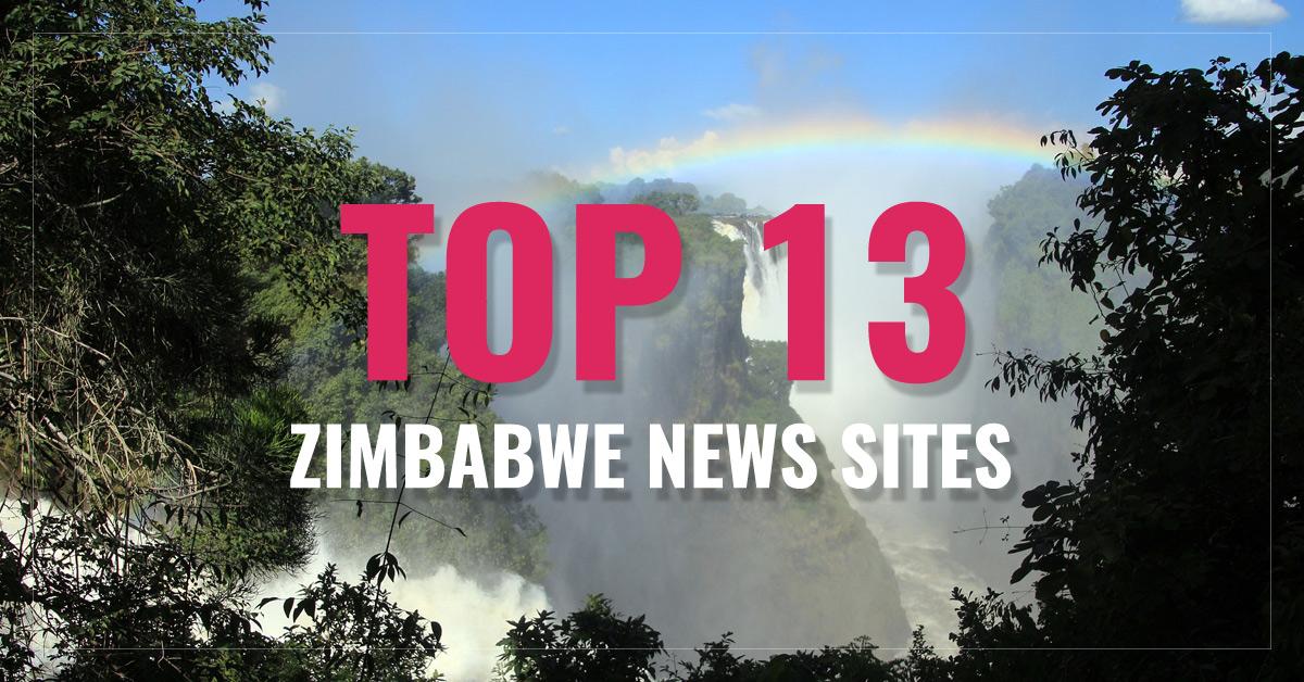 Top 13 Zimbabwe Newspapers & News Media