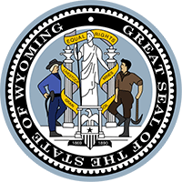 Great Seal of Wyoming