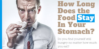 How Long Your Favorite Food Stays In Your Stomach - BRIGHT SIDE