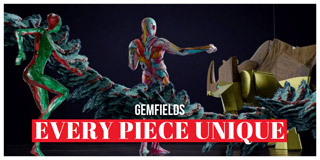 Every Piece Unique - Gemfields
