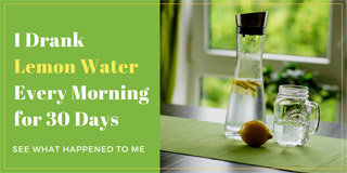 I Drank Lemon Water Every Morning for 30 Days, See What Happened to Me - BRIGHT SIDE
