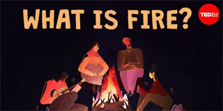 Is fire a solid, a liquid, or a gas? - TED-Ed