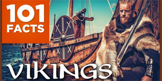 101 Facts About The Vikings - 101Facts