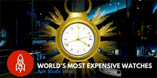 World's Most Expensive Watches Are Made Here - Great Big Story