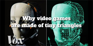 Why video games are made of tiny triangles