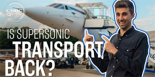 Could supersonic transport be making a comeback? - CNBC International