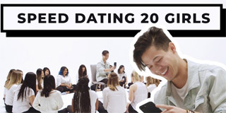20 vs 1: Speed Dating 20 Girls - Jubilee