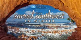 The Sacred Southwest in Winter - Nature Relaxation Films