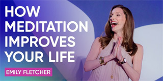 How Mindfulness, Meditation & Manifesting Can Improve Your Life - Emily Fletcher - Mindvalley Talks