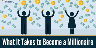 What It Takes to Become a Millionaire - PragerU