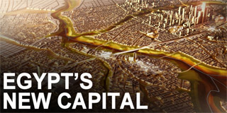 Geoeconomics of Egypt's new capital - CaspianReport