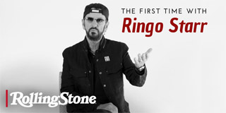 The First Time with Ringo Starr - Rolling Stone