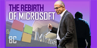 The Rebirth Of Microsoft - How Satya Nadella Saved It (Or Did He?) - Business Casual