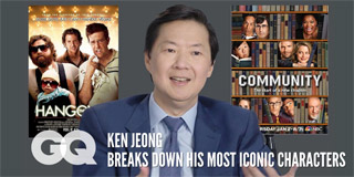 Ken Jeong Breaks Down His Most Iconic Characters - GQ