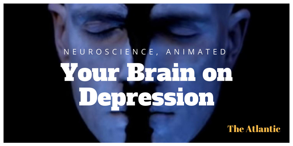 Your Brain on Depression: Neuroscience, Animated - The Atlantic