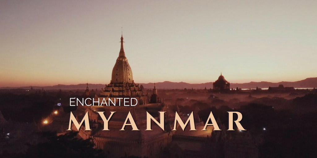 Enchanted Myanmar - Oliver Astrologo