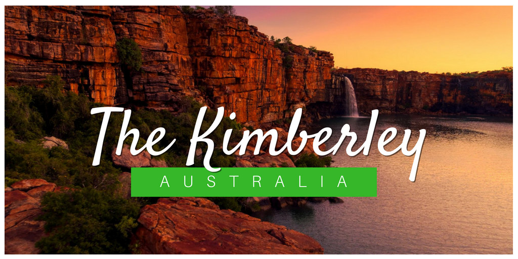 The Kimberley - Dan Proud