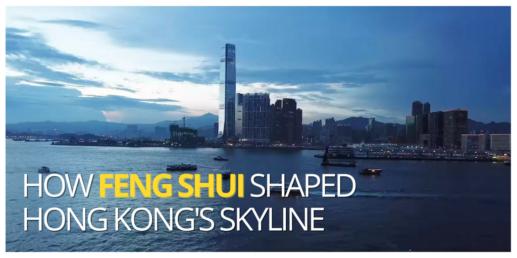 How feng shui shaped Hong Kong's skyline - Vox