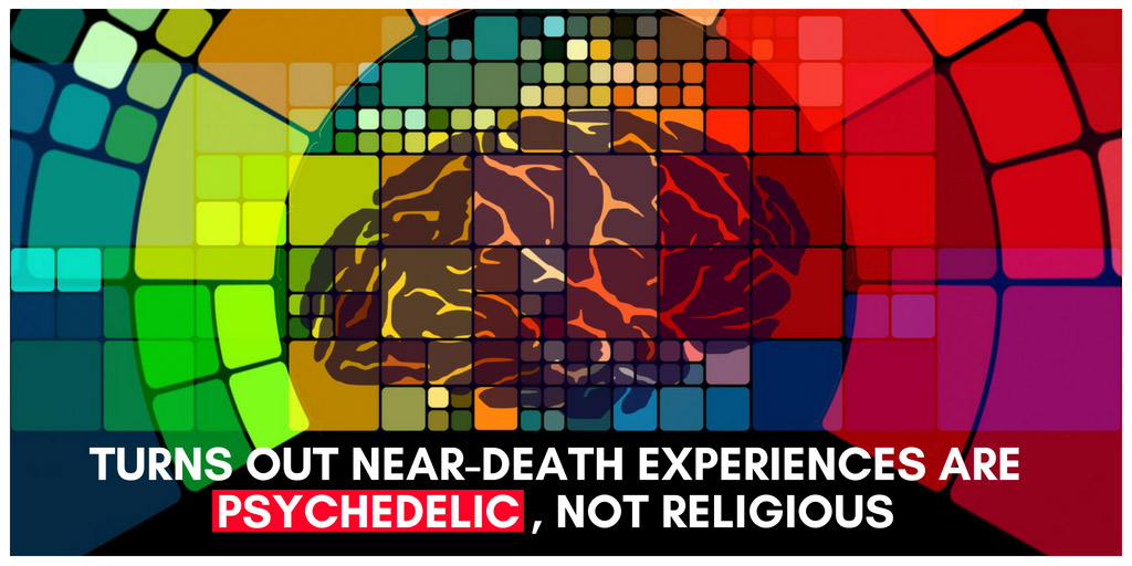 Turns out near-death experiences are psychedelic, not religious - Wired UK
