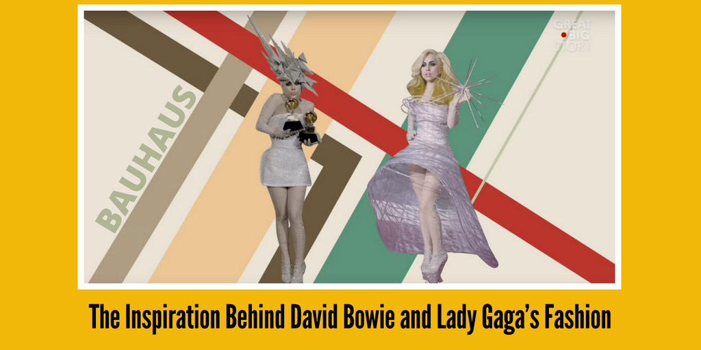 The Inspiration Behind David Bowie and Lady Gaga's Fashion - Great Big Story