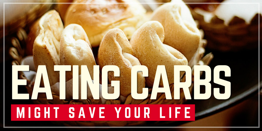Eating carbs might save your life - The Outline