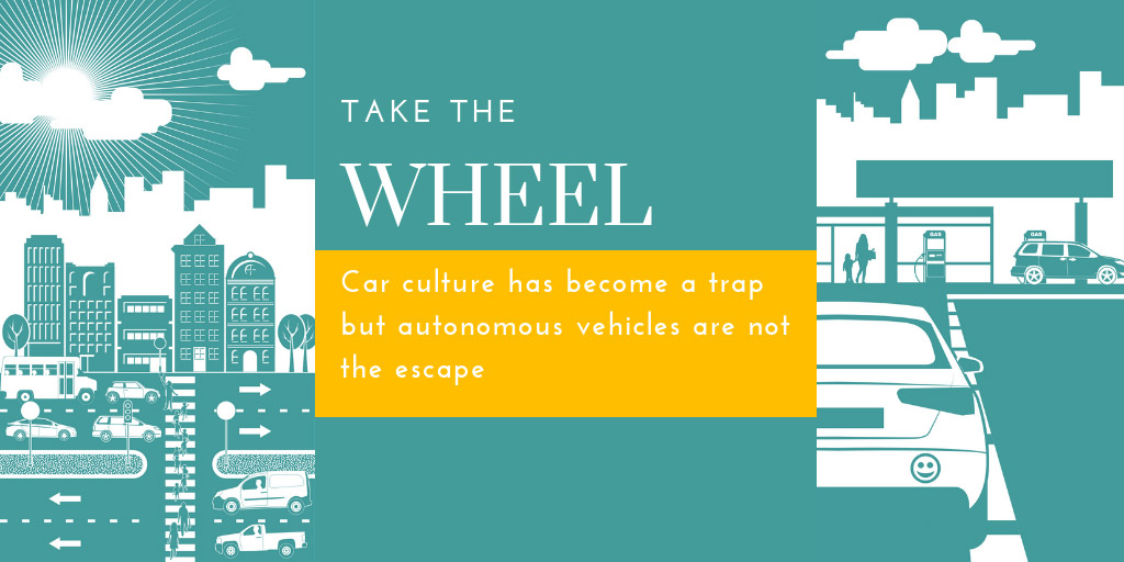 Take the Wheel - Real Life