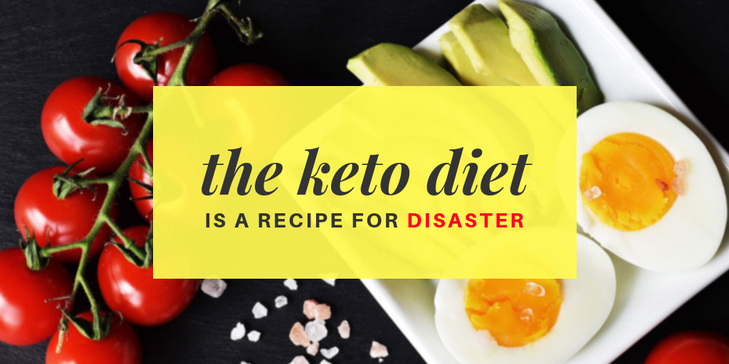 The keto diet is a recipe for disaster - The Outline