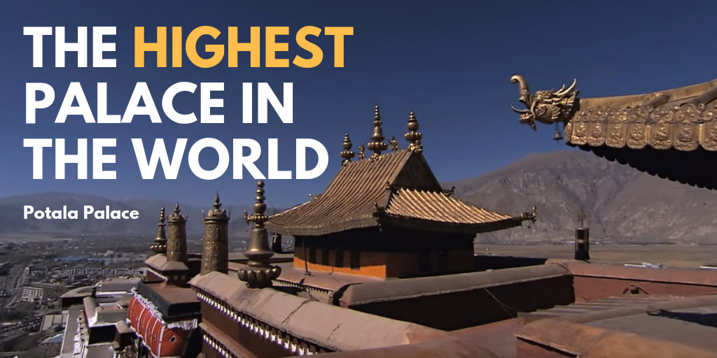 Potala Palace - the highest palace in the world - National Geographic