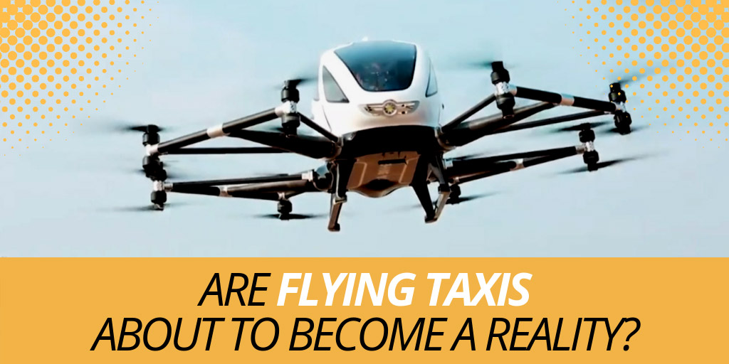 Are flying taxis about to become a reality? - CNN tech