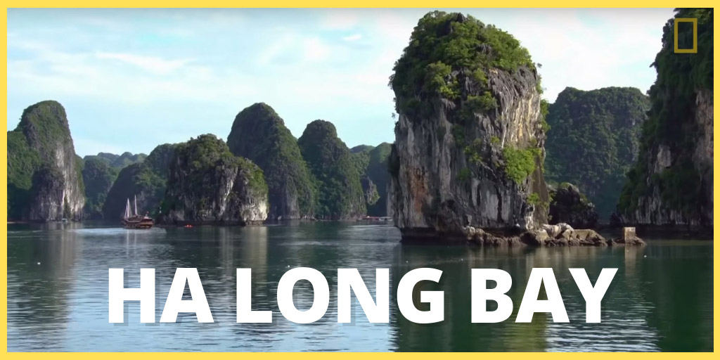 Vietnam's Ha Long Bay Is a Spectacular Garden of Islands - National Geographic