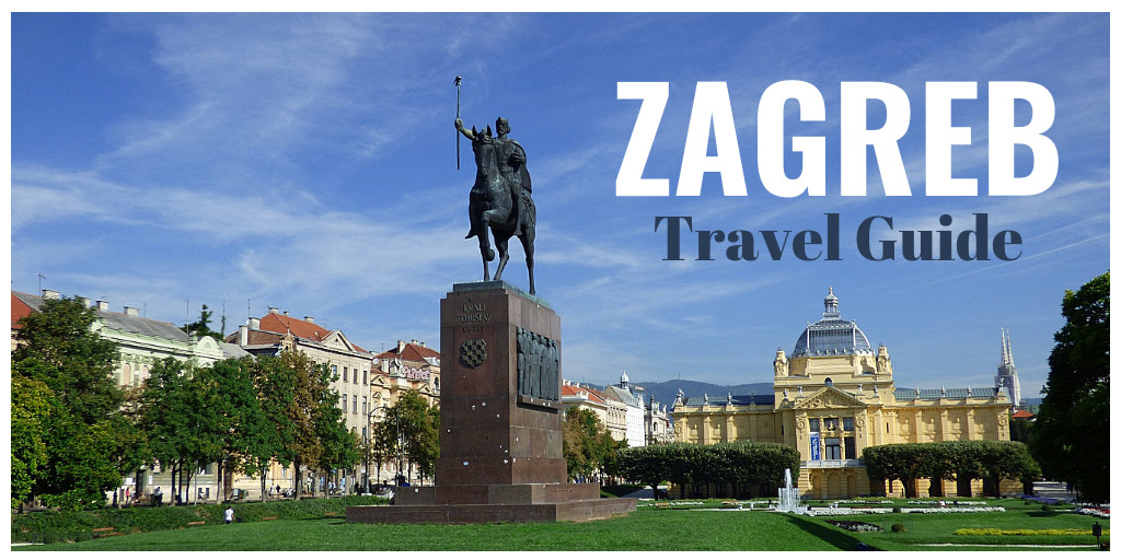 Zagreb Travel Guide - Attache