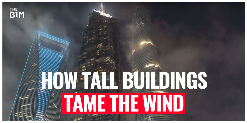 How Tall Buildings Tame the Wind - The B1M